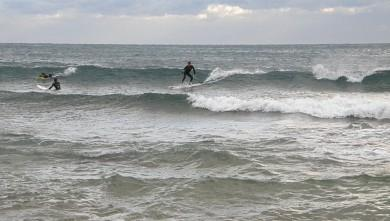 wave report FR, La Couronne (13) du 2010-10-17 17:00:00