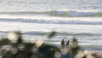 Surf report FR, Lacanau Océan - La Nord (33) du 2010-10-20 18:00:00