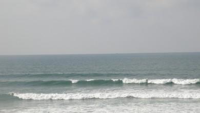 Surf report FR, Vieux Boucau (40) du 2010-10-23 14:00:00