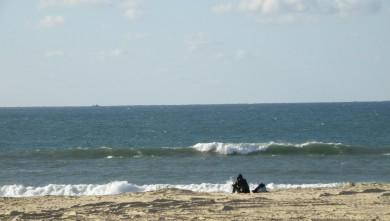 Surf report FR, Vieux Boucau (40) du 2010-10-25 17:00:00