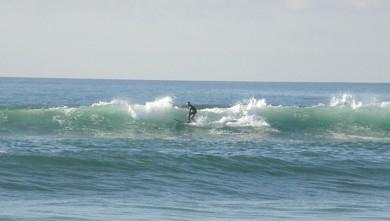 Surf report FR, Vieux Boucau (40) du 2010-10-27 14:00:00