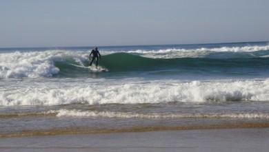 Surf report FR, Vieux Boucau (40) du 2010-10-28 15:00:00