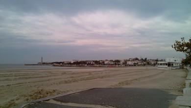 Wind report FR, La Palmyre - Bonne-Anse (17) du 2010-10-29 13:00:00