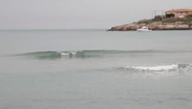 Surf report FR, Plage du Verdon (13) du 2010-01-03 16:25:00