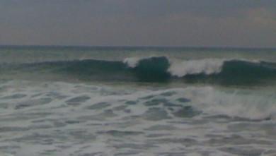 Surf report FR, Sausset les Pins - Plage du Port (13) du 2010-01-09 09:39:00