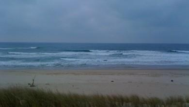 Surf report FR, Le Grand Crohot (33) du 2010-01-09 14:00:00