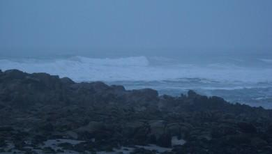 Surf report FR, La Torche (29) du 2010-01-16 09:30:00