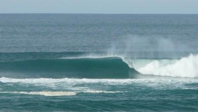 Surf report FR, Mimizan - Plage Garluche (40) du 2010-01-18 13:00:00