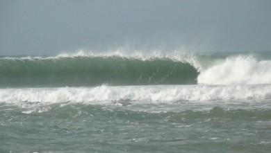 Surf report FR, Carcans Océan (33) du 2010-01-19 13:00:00