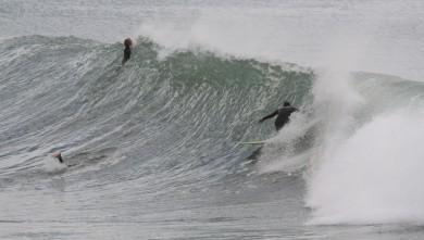 Surf report MA, Baie d'Imessouane (MA) du 2010-01-19 11:00:00