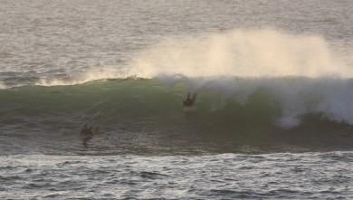 Surf report MA, Imsouane - Cathédrale (MA) du 2010-01-19 17:00:00