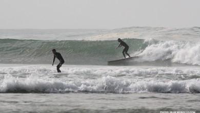 Surf report MA, Baie d'Imessouane (MA) du 2010-01-21 10:30:00