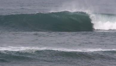 Surf report MA, Imsouane - Cathédrale (MA) du 2010-01-22 10:30:00