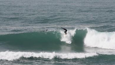 Surf report MA, Imsouane - Cathédrale (MA) du 2010-01-23 12:30:00