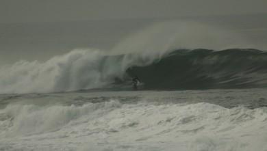 Surf report FR, Lacanau Océan - La Nord (33) du 2010-01-23 14:00:00