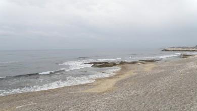 Surf report FR, Sausset les Pins - Plage du Port (13) du 2010-01-24 13:30:00
