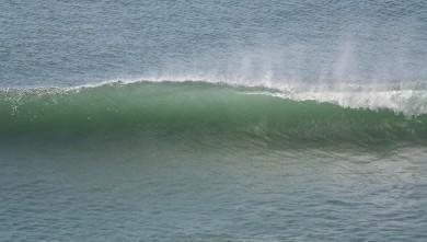 Surf report MA, Baie d'Imessouane (MA) du 2010-01-25 12:30:00