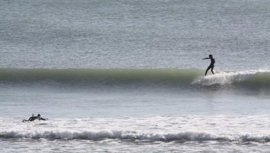 Surf report MA, Baie d'Imessouane (MA) du 2010-01-26 17:00:00