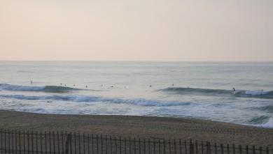 Surf report FR, Anglet La Madrague (64) du 2010-01-27 17:15:00