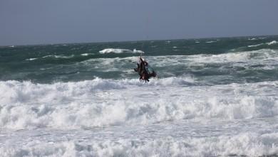 Surf report FR, Lacanau Océan - La Nord (33) du 2010-01-29 16:00:00