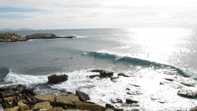 Surf report FR, L'Arquet (13) du 2010-01-30 13:15:00