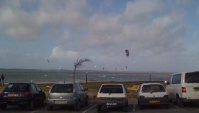Surf report FR, Arcachon - Les Arbousiers (33) du 2010-02-05 15:05:00