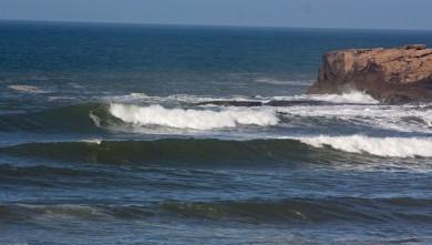 Surf report MA, Imsouane - Cathédrale (MA) du 2010-02-11 10:00:00