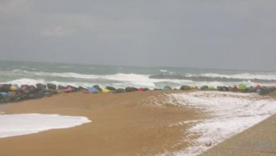 Surf report FR, Anglet Sables d'Or (64) du 2010-02-11 17:00:00