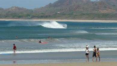 Surf report CR, Tamarindo (CR) du 2010-02-18 15:00:00