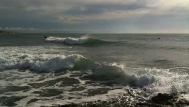Surf report FR, Sausset-les-Pins - L'Hermitage (13) du 2010-02-19 11:32:00