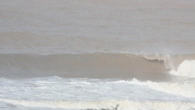 Surf report MA, Imsouane - Cathédrale (MA) du 2010-02-19 09:30:00