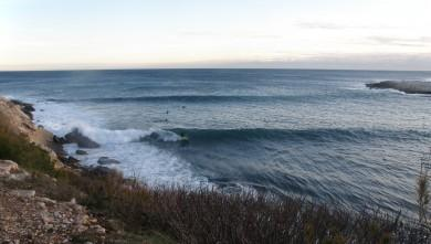 Surf report FR, La Couronne (13) du 2010-02-19 17:30:00