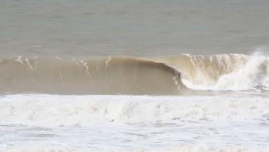 Surf report MA, Imsouane - Cathédrale (MA) du 2010-02-20 12:30:00