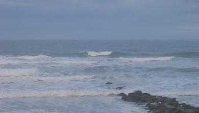 Surf report FR, Lacanau Océan - La Nord (33) du 2010-02-23 09:00:00