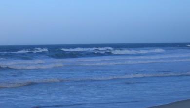 Surf report FR, Lacanau Océan - La Nord (33) du 2010-02-24 09:00:00