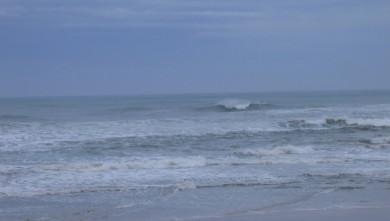 Surf report FR, Lacanau Océan - La Nord (33) du 2010-02-25 08:30:00
