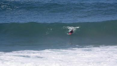 Surf report MA, Imsouane - Cathédrale (MA) du 2010-02-25 11:00:00