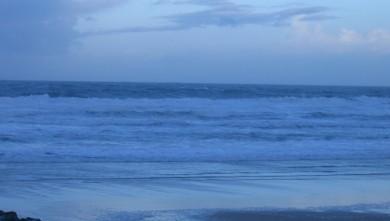 Surf report FR, Lacanau Océan - La Nord (33) du 2010-02-26 08:45:00