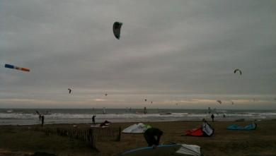 Surf report FR, La Grande Motte (34) du 2010-02-27 16:00:00