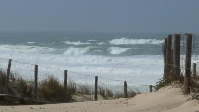 Surf report FR, Le Grand Crohot (33) du 2010-03-27 12:00:00