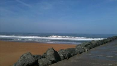 wave report FR, Anglet Marinella (64) du 2010-03-28 11:00:00