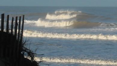 Surf report FR, Grand Village (17) du 2010-04-01 09:00:00