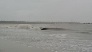 wave report FR, La Chambrette (33) du 2010-04-03 09:00:00
