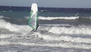 Surf report FR, Le Prado (13) du 2010-04-05 10:00:00