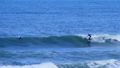 Surf report FR, Lacanau Océan - La Nord (33) du 2010-04-05 12:00:00