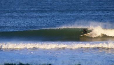 Surf report FR, Lacanau Océan - La Nord (33) du 2010-04-06 08:00:00