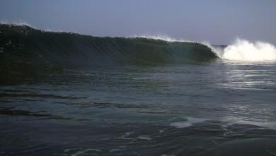 Surf report FR, Le Grand Crohot (33) du 2010-04-10 09:00:00