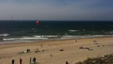 Surf report FR, Biscarrosse Plage (40) du 2010-04-11 15:51:00