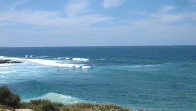 Surf report MA, Imsouane - Cathédrale (MA) du 2010-04-13 11:30:00