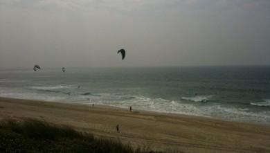 Surf report FR, Biscarrosse Plage (40) du 2010-04-13 15:00:00